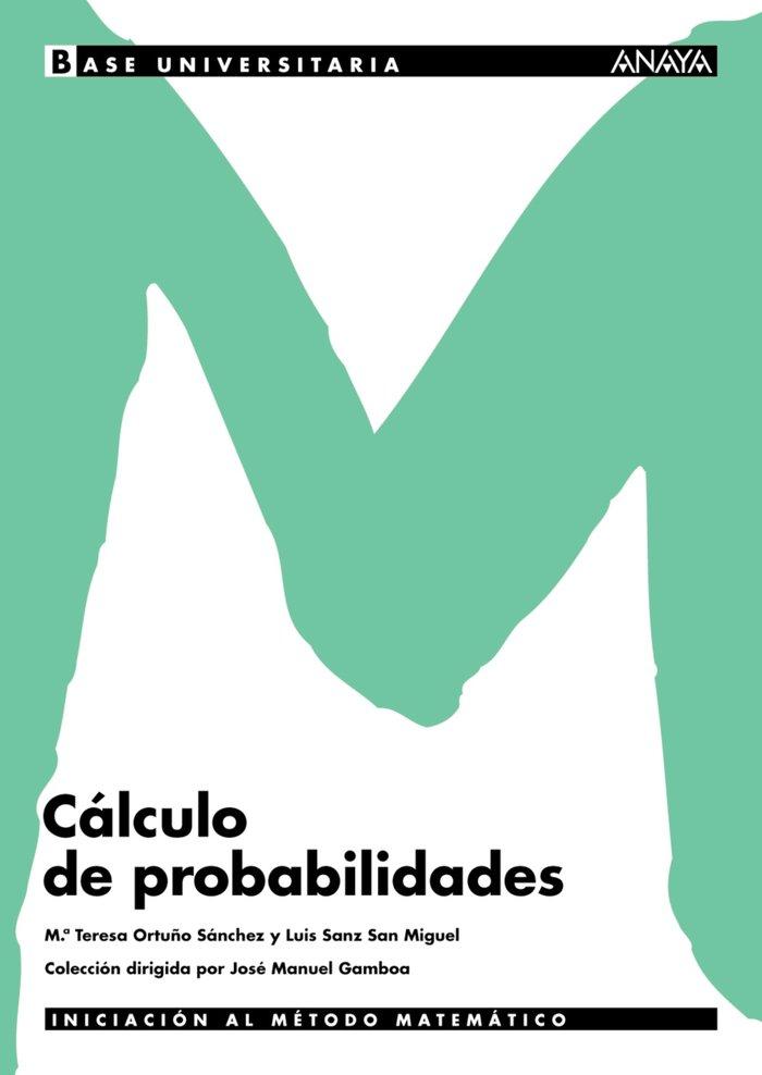 Calculo probabilidades