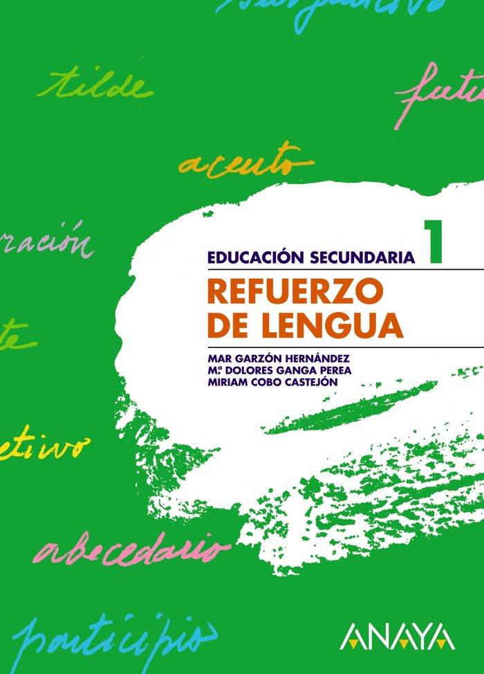 Cuaderno refuerzo lengua 1ºeso 07                 analen31es