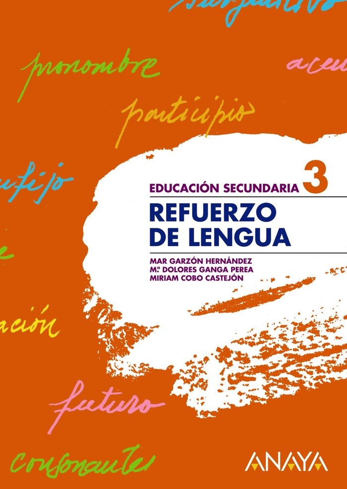 Cuaderno refuerzo lengua 3ºeso 07                lanalen0eso