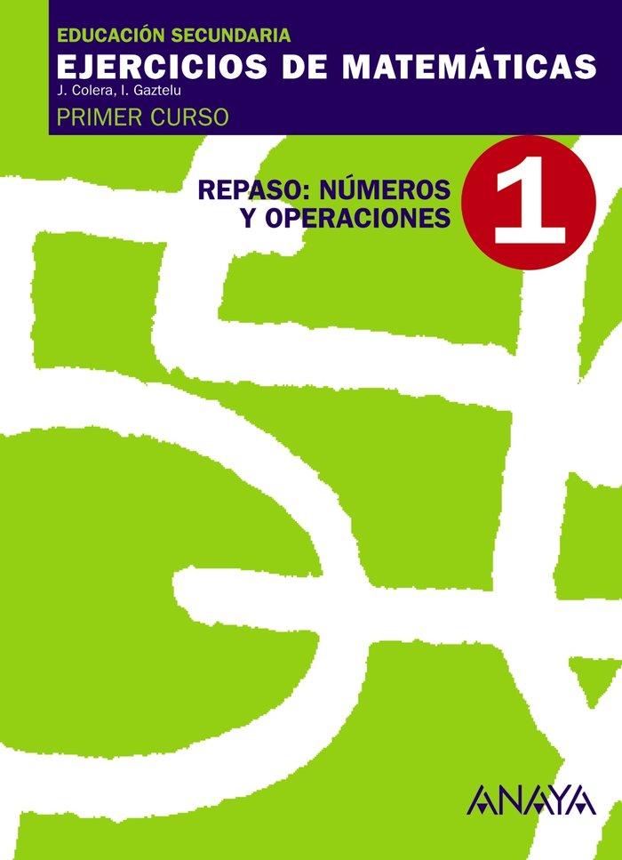Ejercicios matematicas 1 1ºeso 07                 anamat12es