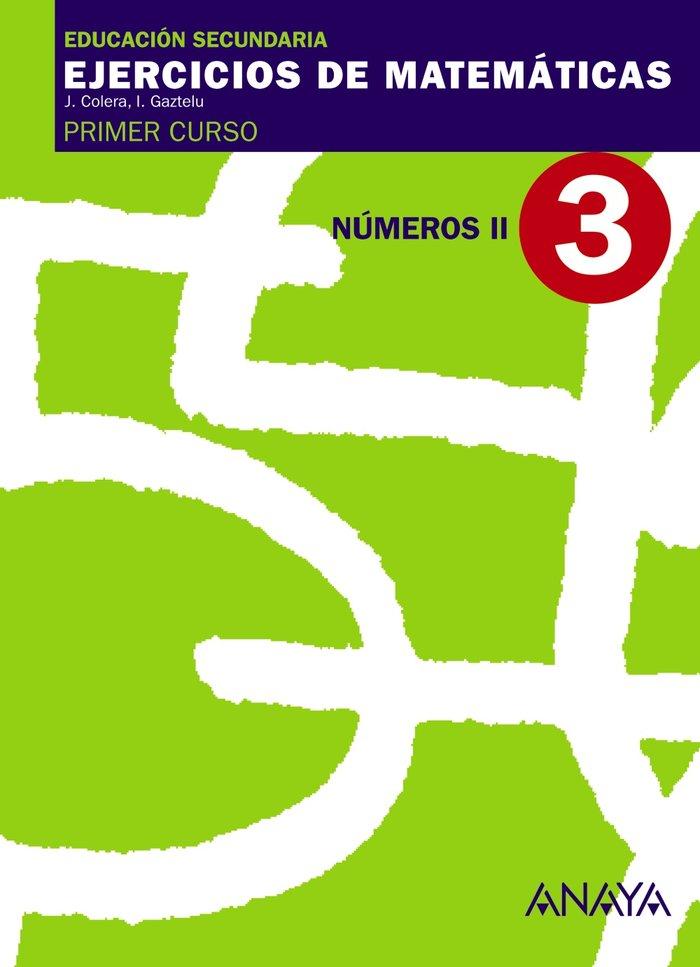 Ejercicios matematicas 3 1ºeso 07                 anamat12es