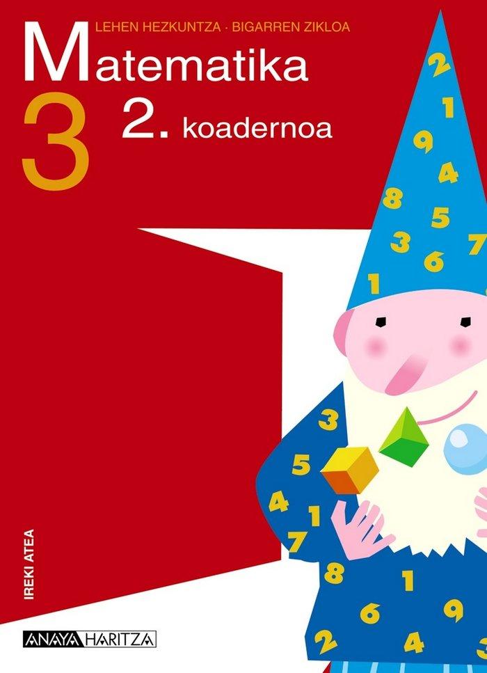 Matematika 3. 2 koadernoa