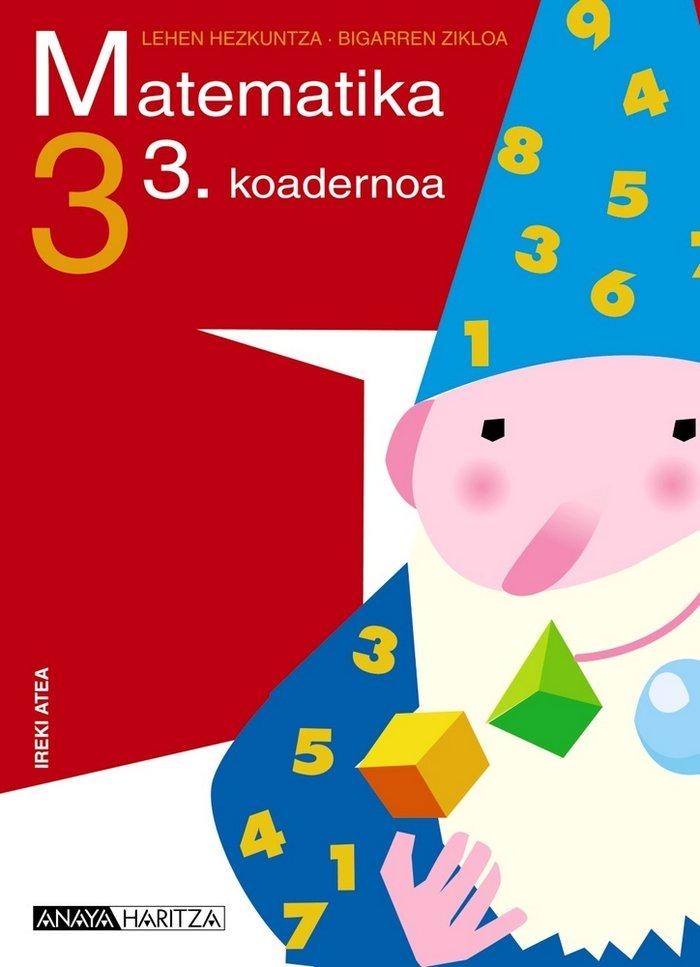 Matematika 3. 3 koadernoa
