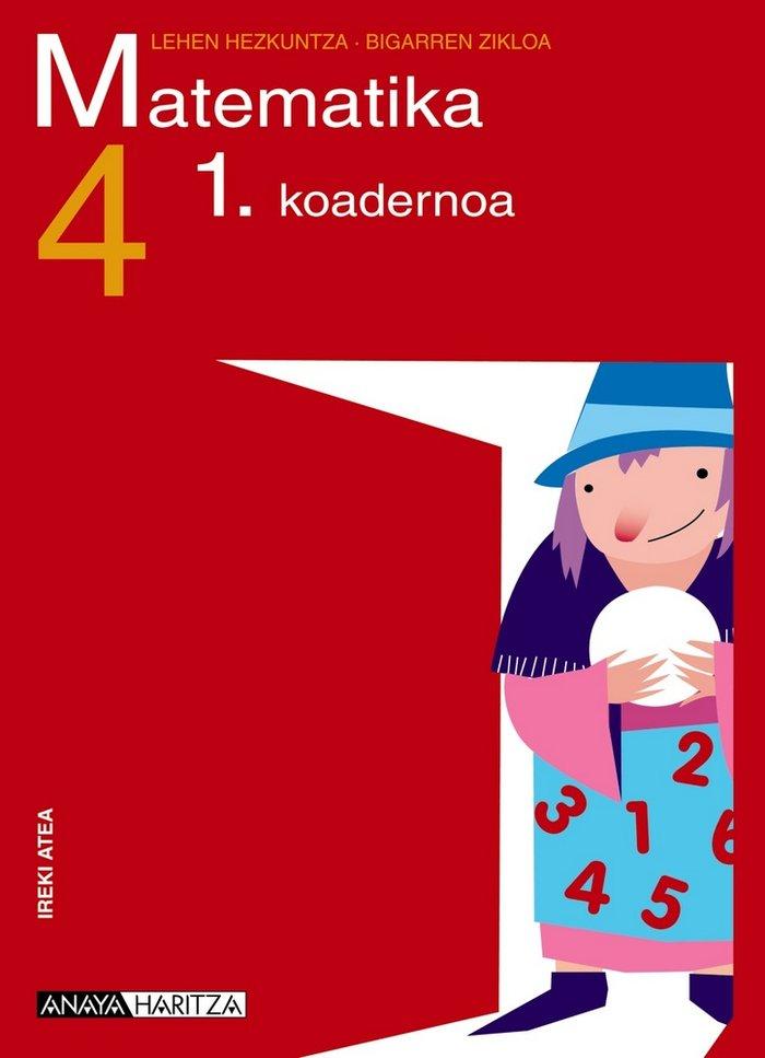 Matematika 4. 1 koadernoa
