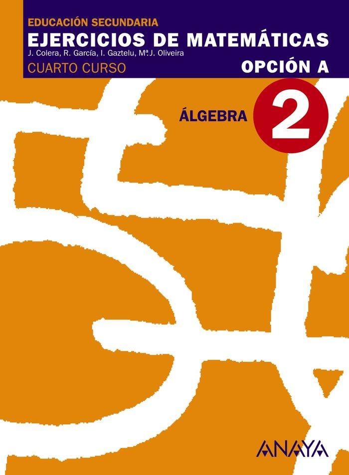 Ejercicios matematicas 2 op.a 4ºeso 08            anamat13es