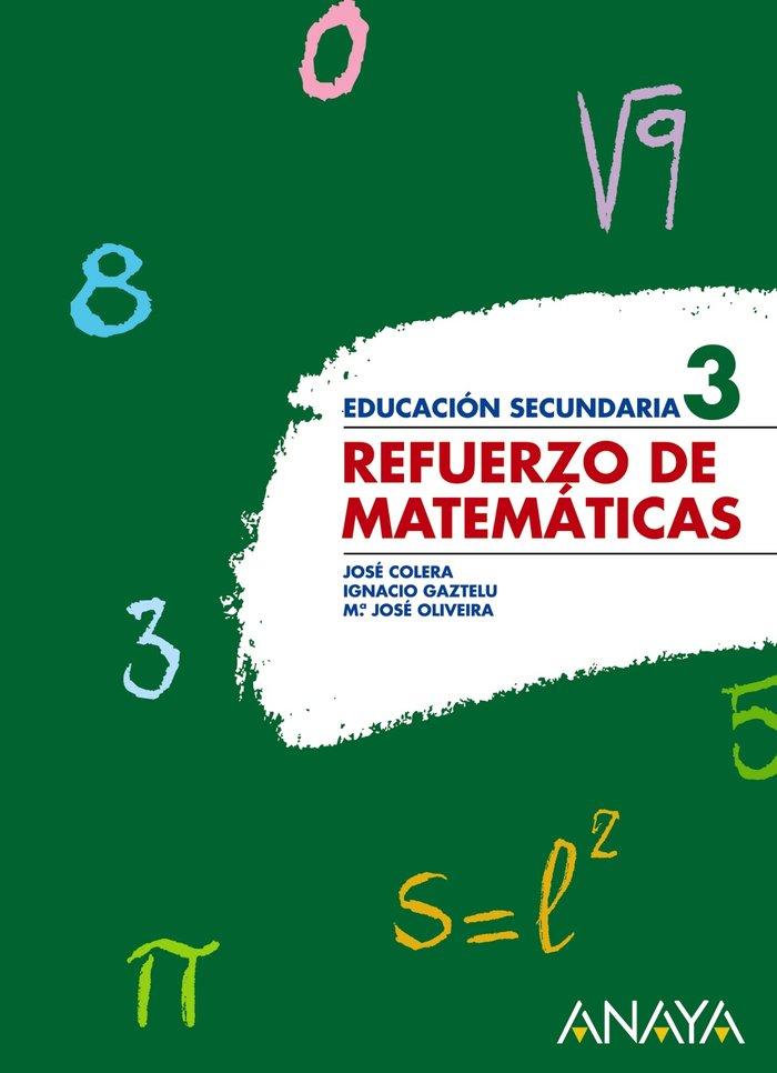 Refuerzo matematicas 3ºeso 2010                   anamat3eso