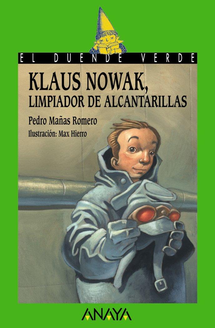 Klaus nowak limpiador de alcantarillas dv
