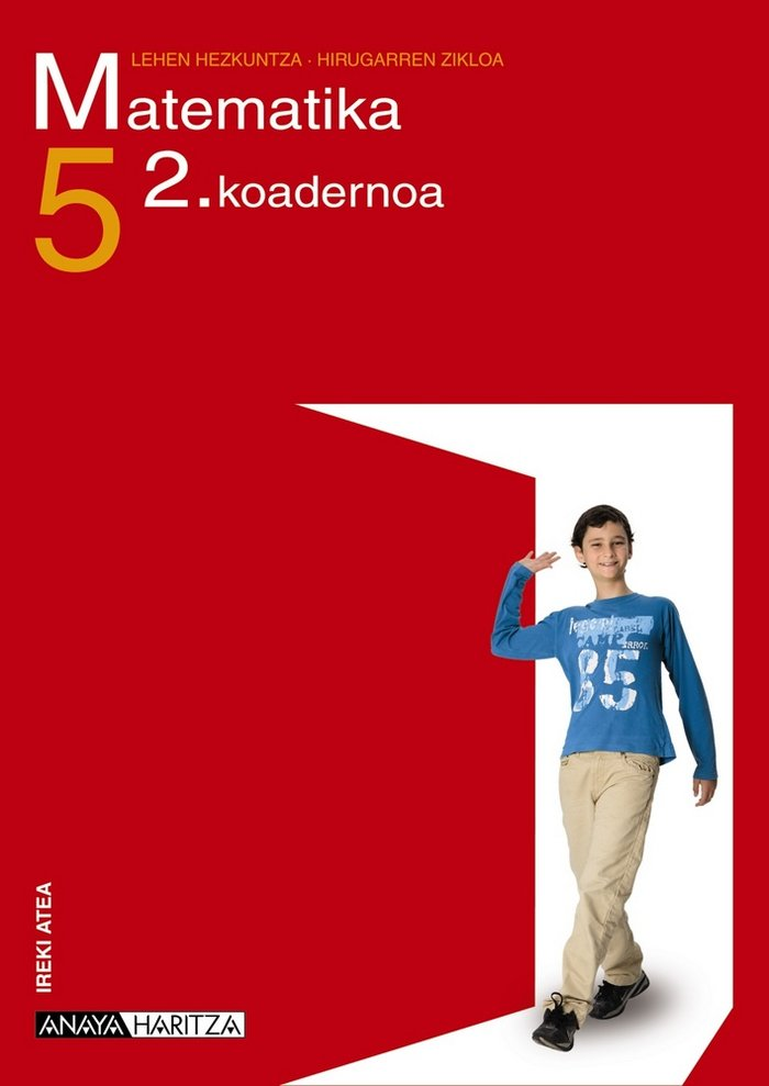 Matematika 5. 2 koadernoa