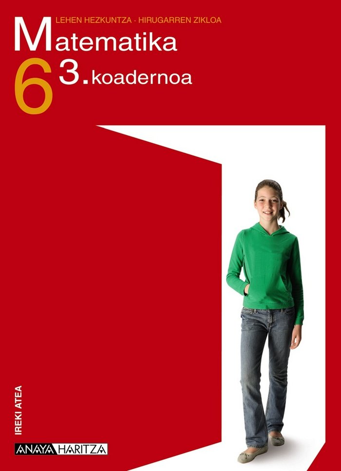 Matematika 6. 3 koadernoa