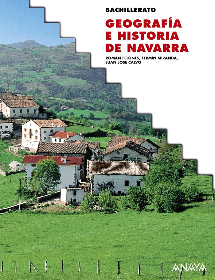 Geografia e historia de navarra.