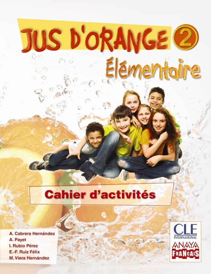 Jus d'orange 2 6ºep elementaire cahier 14