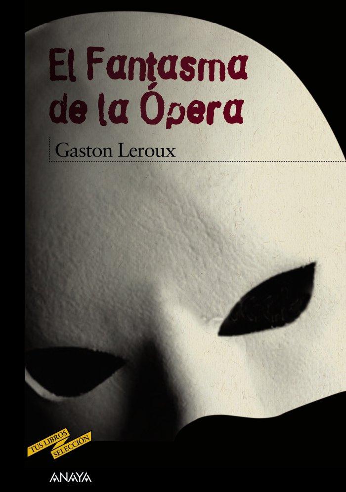 Fantasma de la opera,el