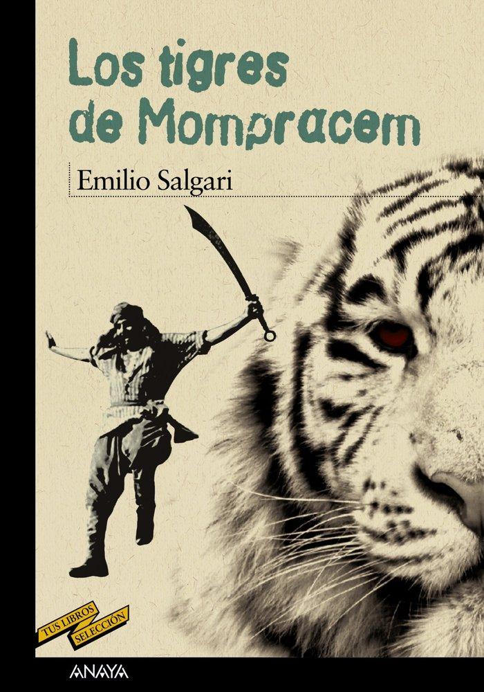 Tigres de mompracem,los