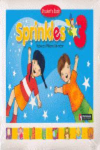 Sprinkles 3 st+cd+stickers 05 5años