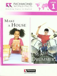 Make a house & i am a drummer+cd rwf 1