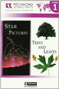 Star picture & trees and leaves+cd rwf 1