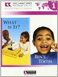 What is it & ben's tooth+cd rwf 1