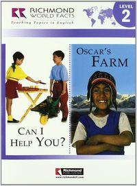 Can i help you & oscar's farm+cd rwf 2