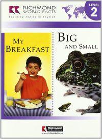 My breakfast & big and small+cd rwf 2