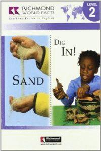 Sand & dig in+cd rwf 2