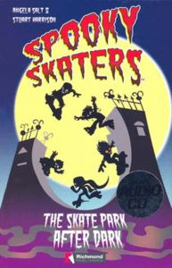 Rmr starter - spooky skaters (book+cd)