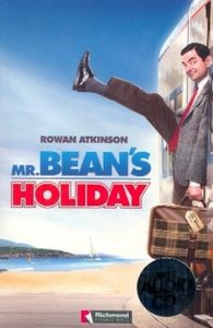 Mr beans holiday+cd rmr1