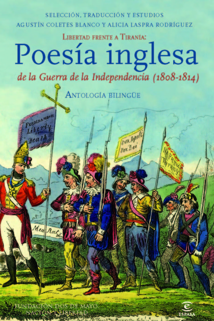Antologia bilingue de poesia inglesa de la guerra