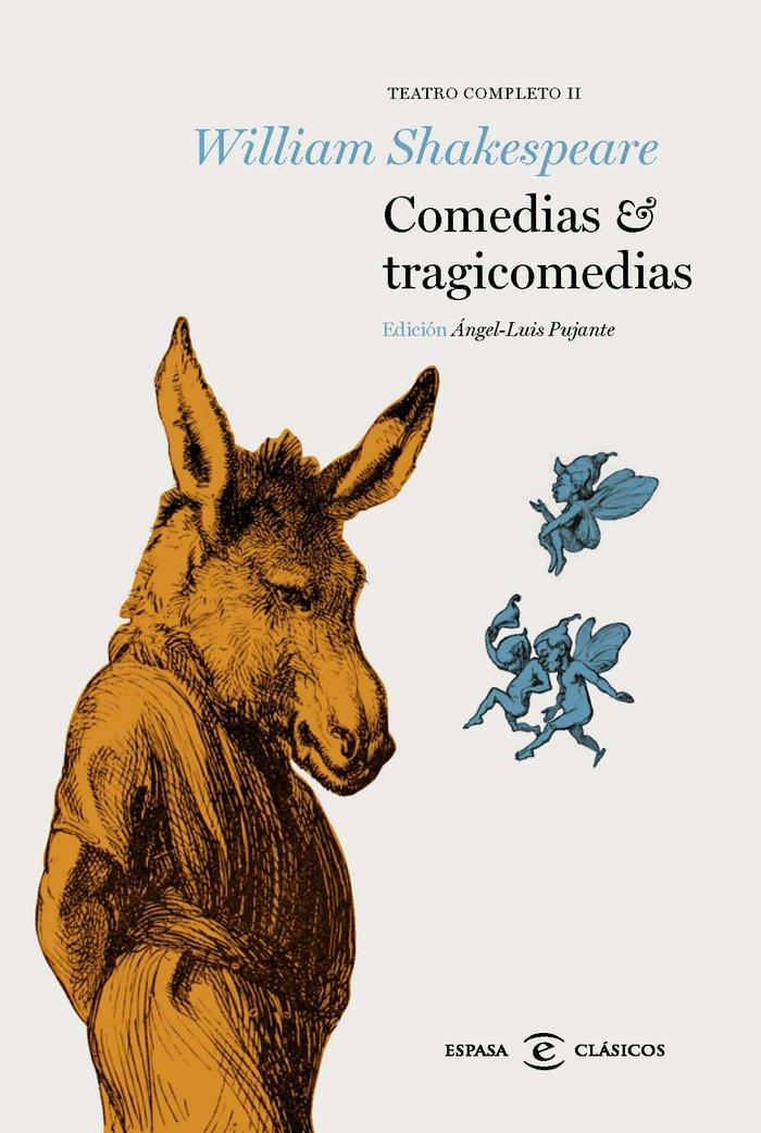 Comedias y tragicomedias