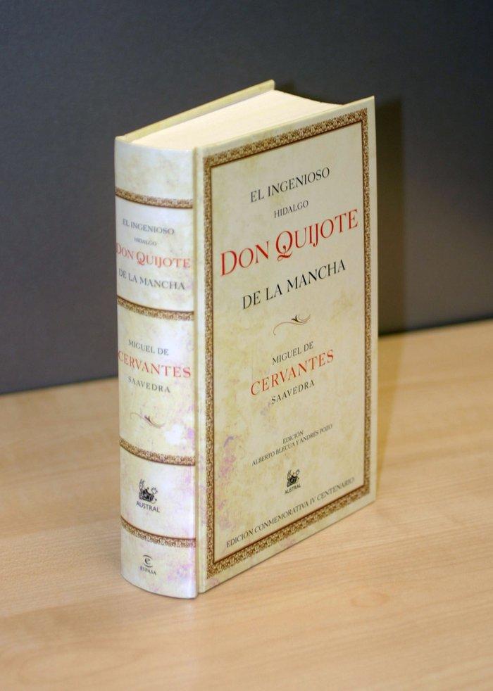 Don quijote de la mancha (edicion iv ce)