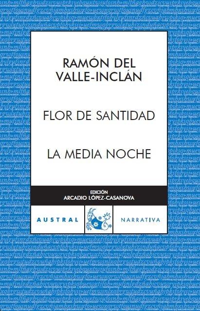Flor de santidad/la media noche an