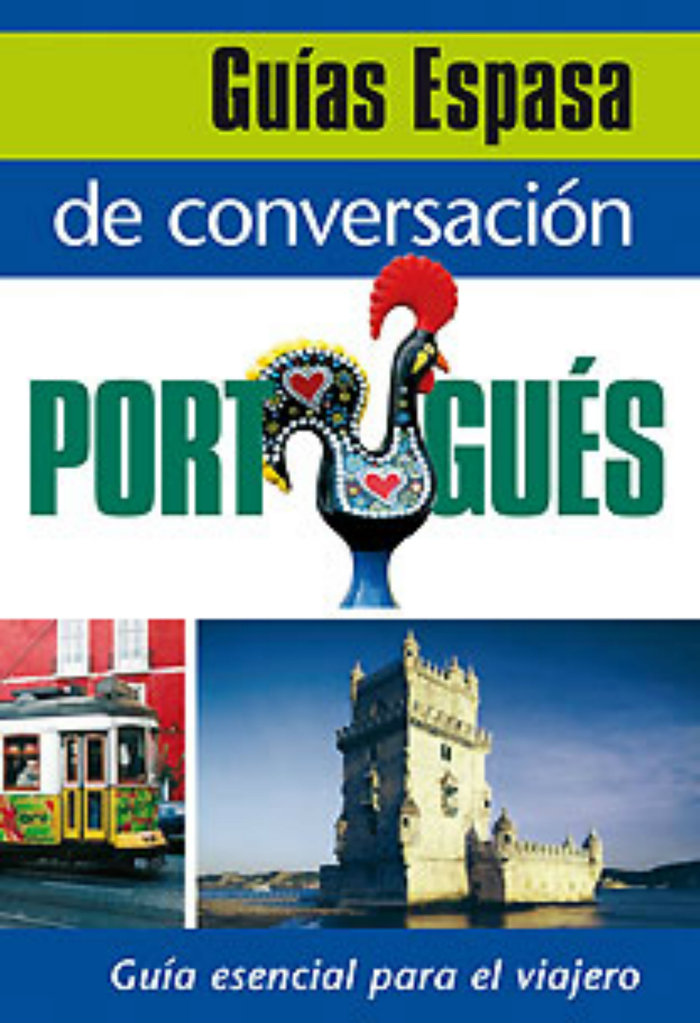 Guia de conversacion portugues