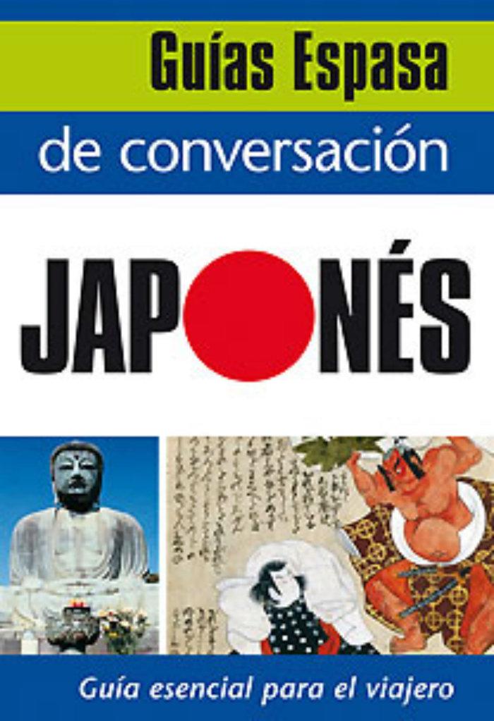 Japones guia de conversacion