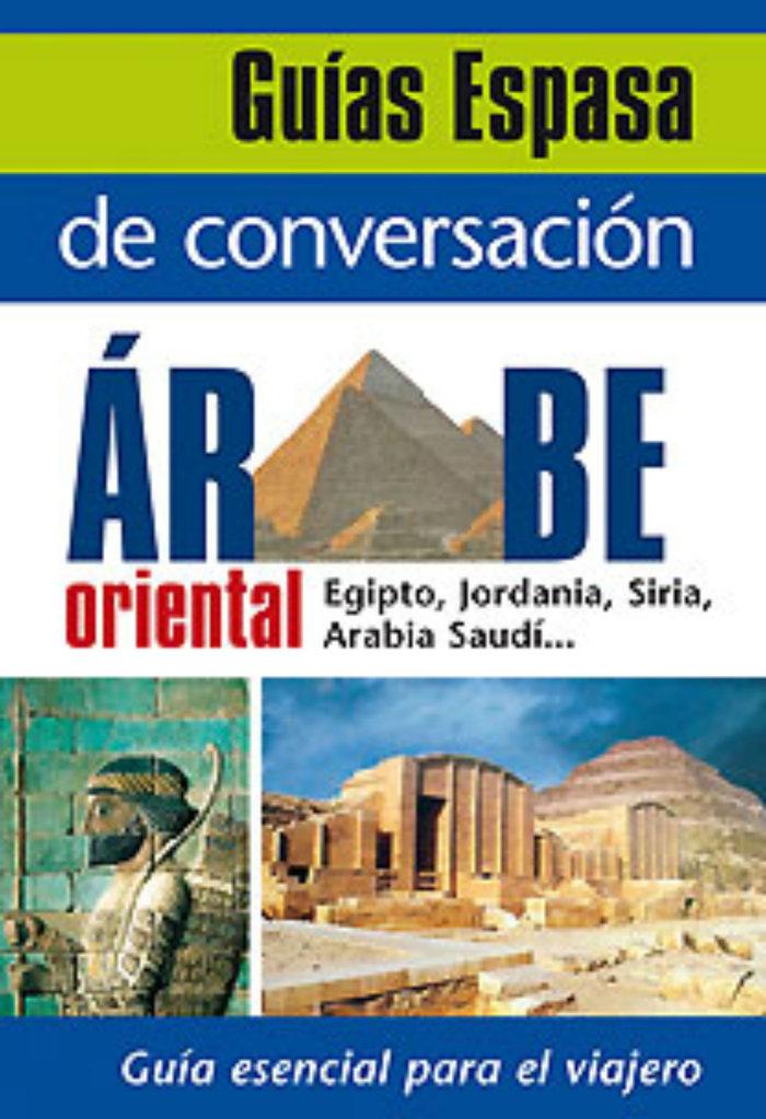 Guia de conversacion arabe oriental