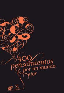 100 pensamientos por un mundo mejor