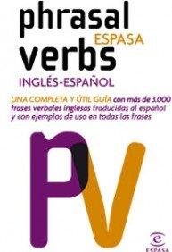 Diccionario phrasal verbs
