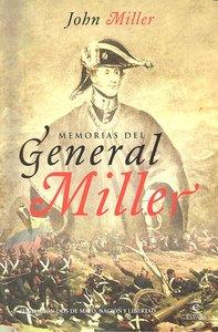 Memorias del general miller