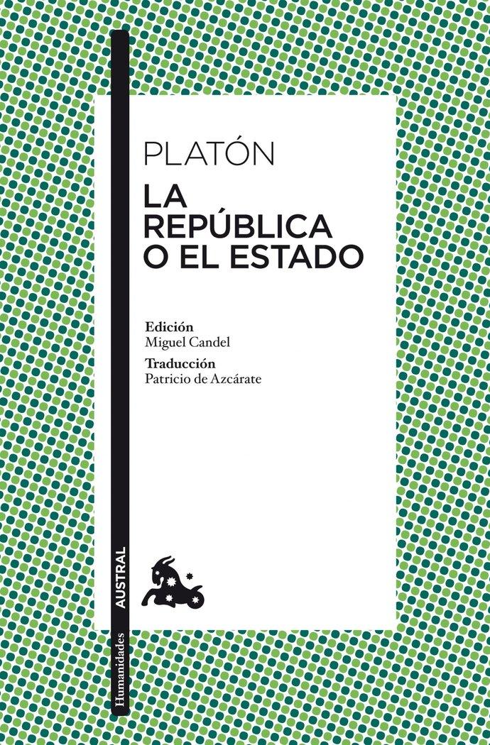 Republica o el estado,la