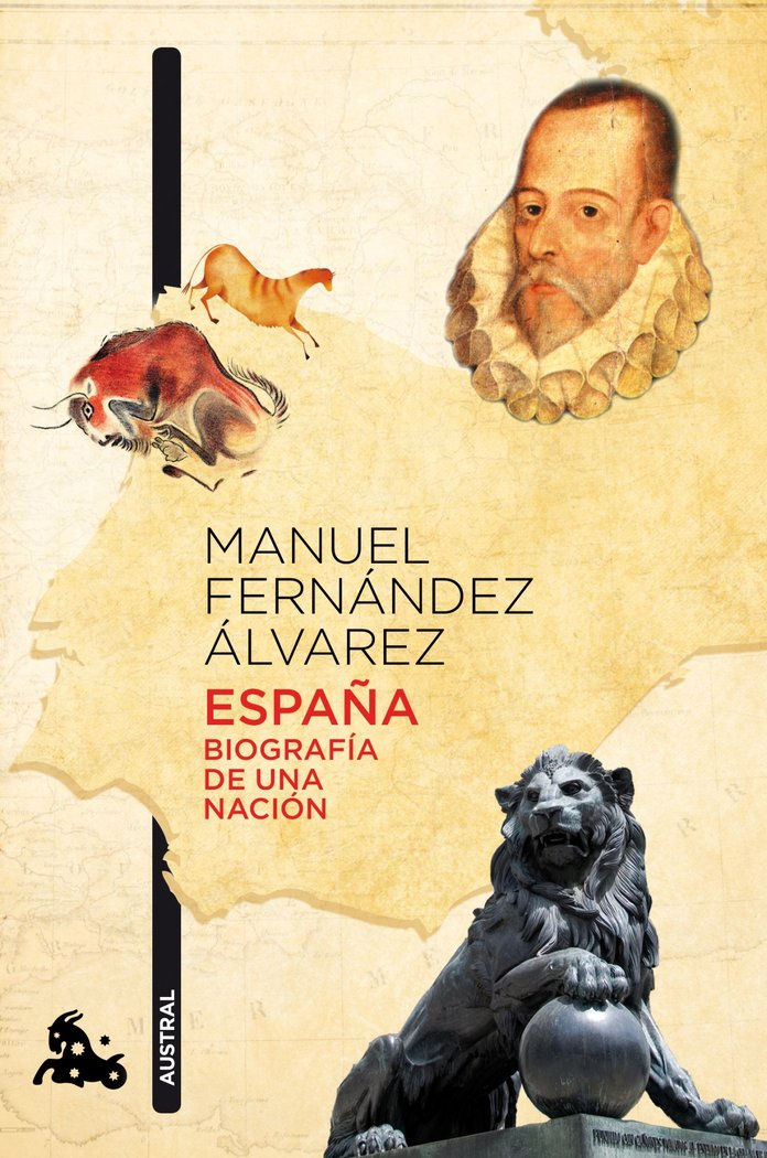 España biografia de una nacion