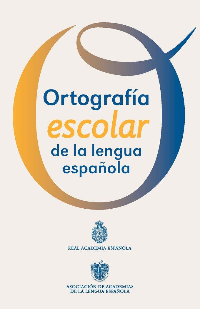 Ortografia de la lengua espaÑola cartilla