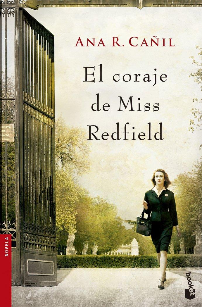 Coraje de miss redfield,el