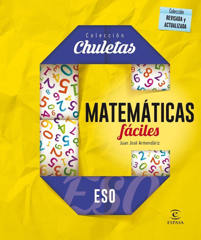 Matematicas faciles para la eso