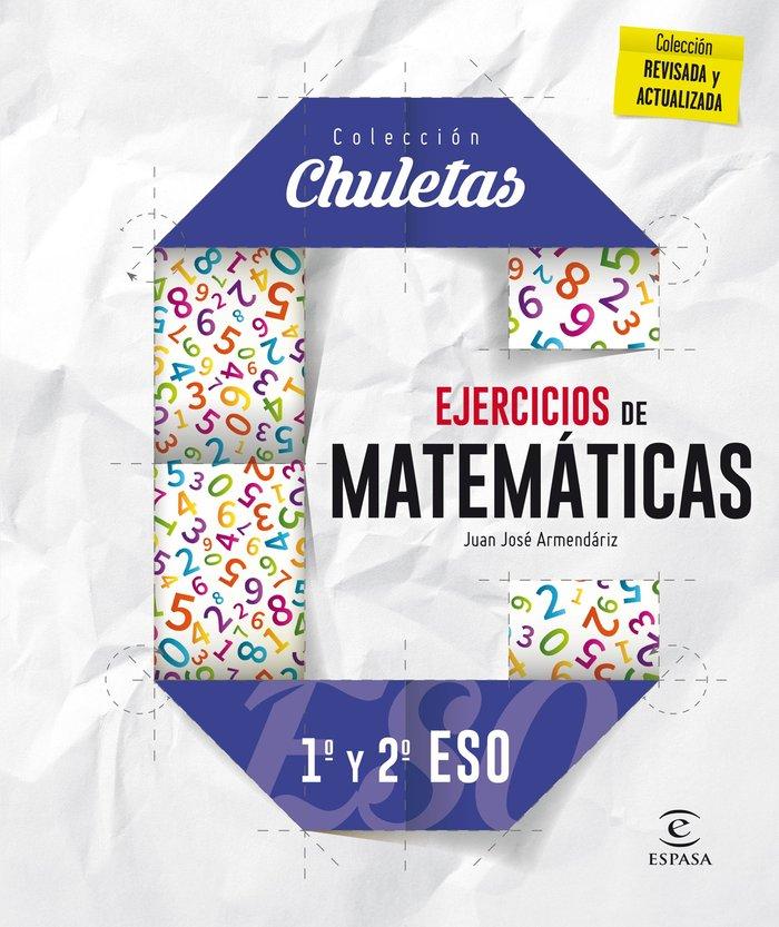 Ejercicios de matematicas 1º y 2º eso