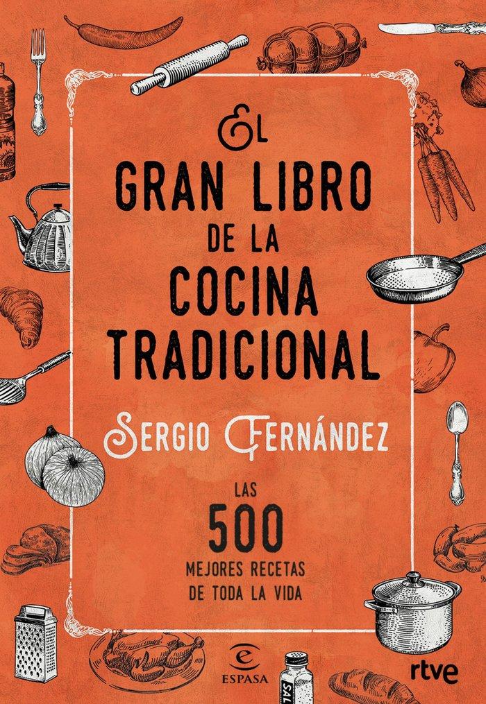 Gran libro de la cocina tradicional,el