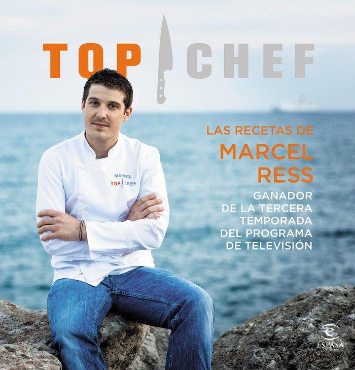Recetas de marcel ress ganador 3ªtemporada top chef