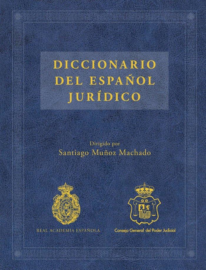 Dic.español juridico