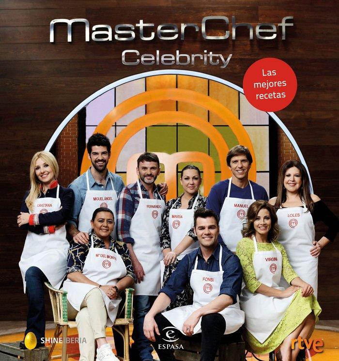 Masterchef celebrity las mejores recetas