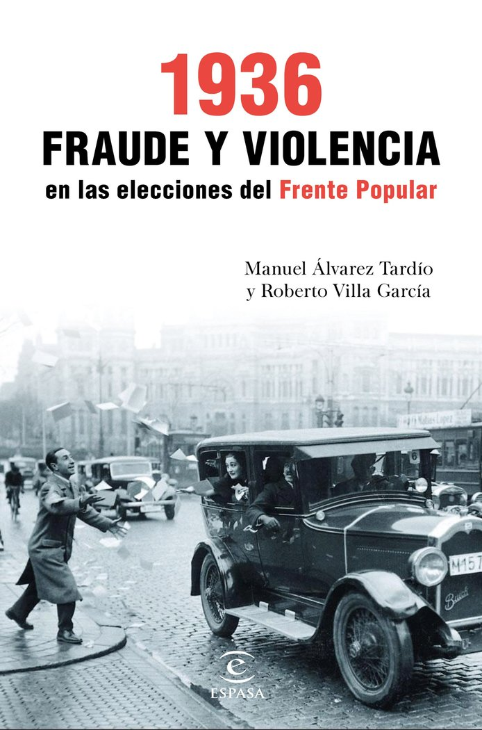 1936 fraude y violencia en elecciones del frente popular