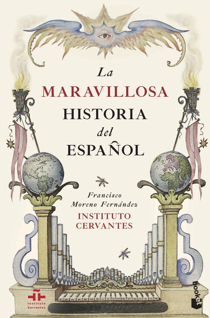 Maravillosa historia del español,la