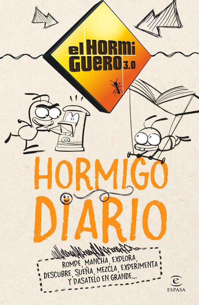 Hormigo diario (el hormiguero 3.0)