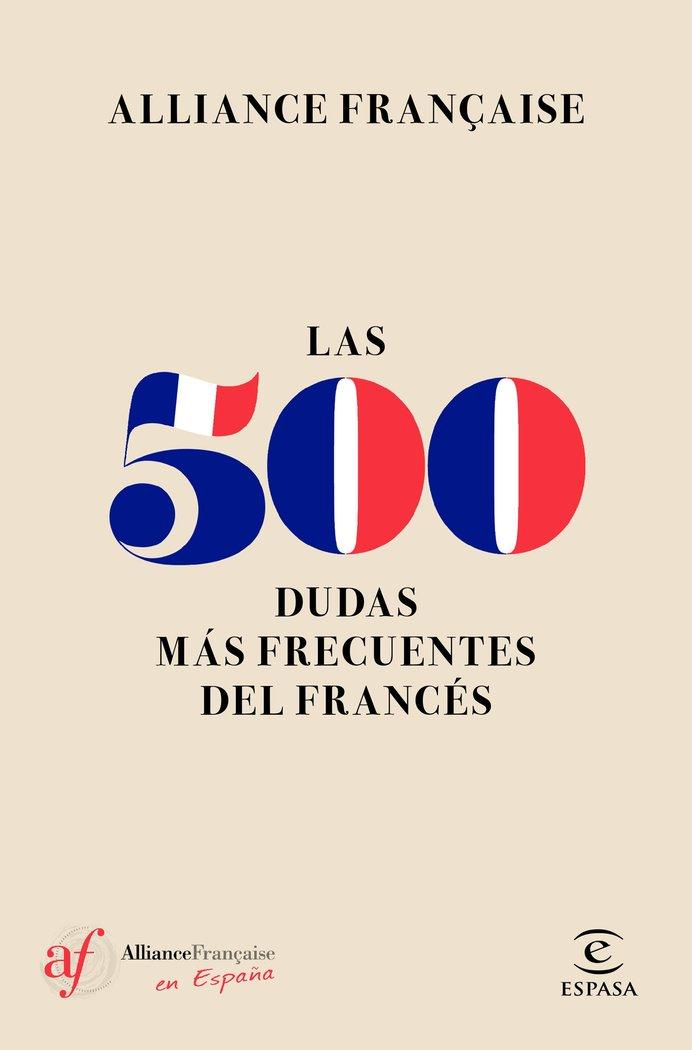 500 dudas mas frecuentes del frances,las